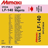 Чернила Mimaki LF-140 UV LED curable ink (Light Magenta), 600ml