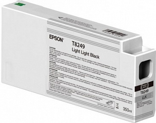 Картридж Epson T8249 Ultrachrome HDX (light light black) 350 мл