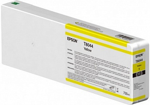 Картридж Epson T8044 Ultrachrome HDX (yellow) 700 мл