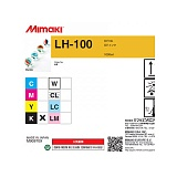 Чернила Mimaki LH-100 UV LED curable ink (Black), 1000ml